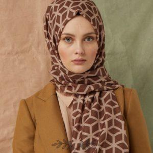 07-meryemce-esarp-online-shop-fresh-scarfs-petek-desenli-sal-cikolata-kahve1