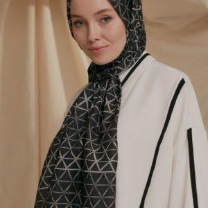 01-meryemce-esarp-online-shop-schal-kopftuch-pamukevi-piramit-desen-siyah