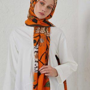 08-meryemce-esarp-online-shop-schal-kopftuch-fresh-scarfs-sakura-sal-turuncu2